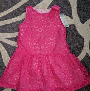 Pink Valentine's Dress
